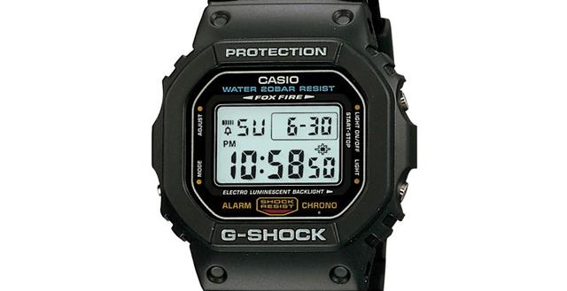DW-5600E-1JFGショック腕時計