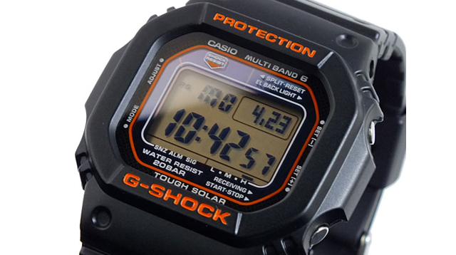 GW-M5610R-1JFGショック腕時計