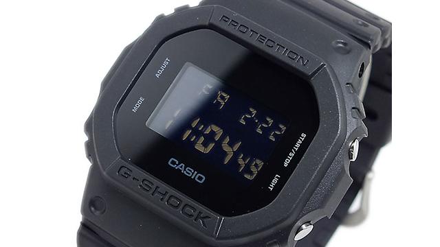 Gショック腕時計DW-5600BB-1JF