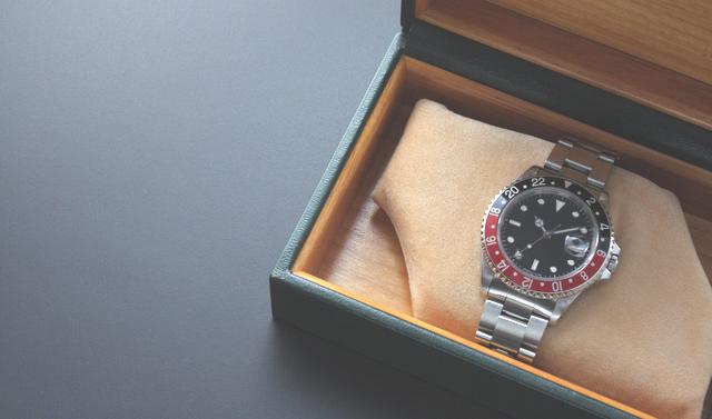 プレゼント腕時計