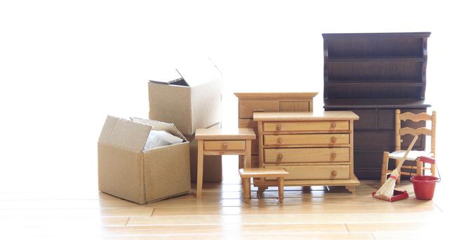 どの家具よりも先にベットの置き場を決める