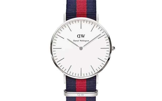 ダニエルウェリントン腕時計の魅力