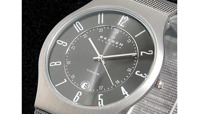 スカーゲン腕時計233XLTTM