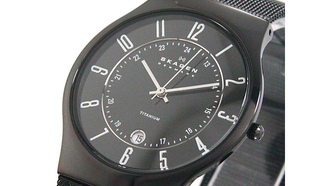 スカーゲン腕時計233XLTMB