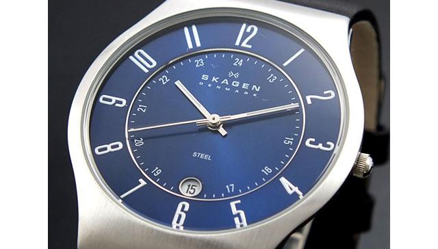 スカーゲン腕時計233XXLSLN