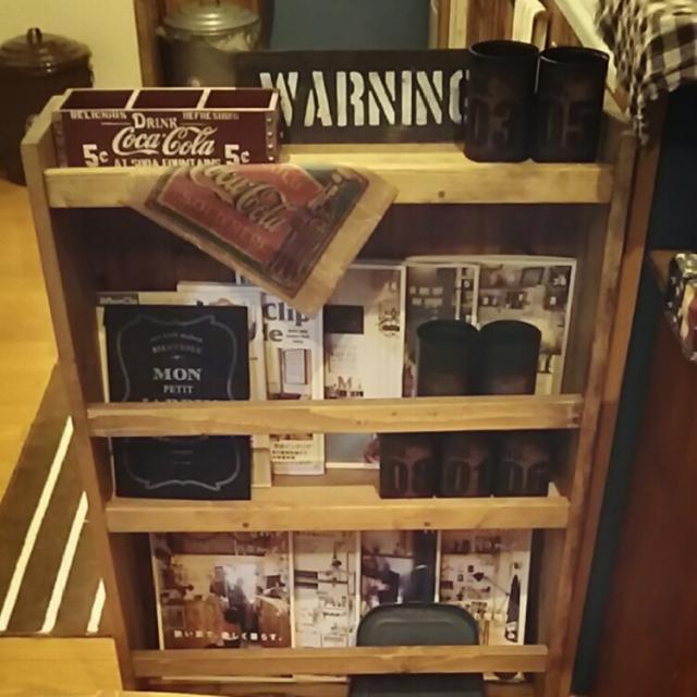 インテリっぽく見える本棚