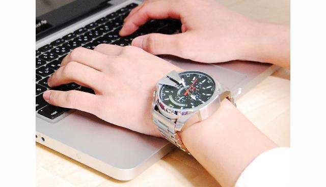 ディーゼル腕時計DZ4308