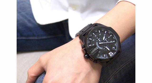 ディーゼル腕時計DZ4283