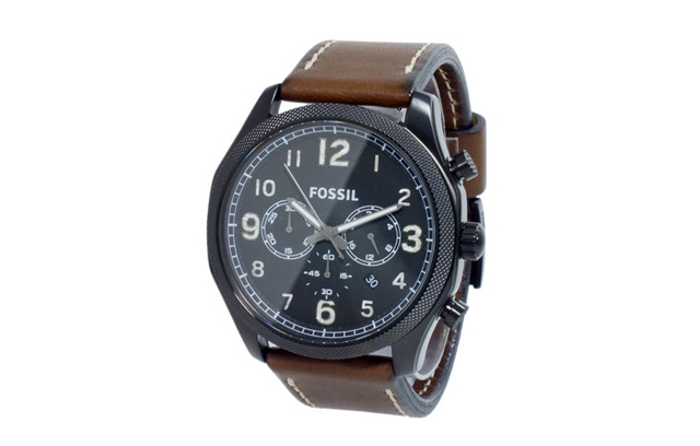 フォッシル腕時計FS4887