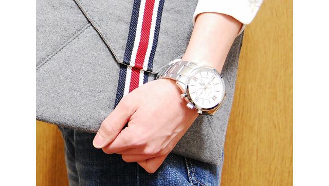 フォッシル腕時計BQ1124