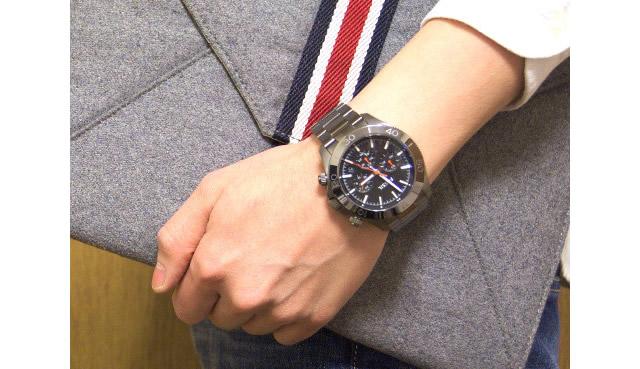 フォッシル腕時計CH2864