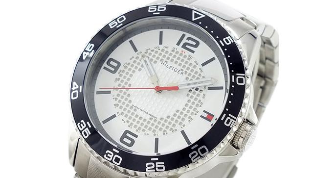 トミー ヒルフィガー腕時計