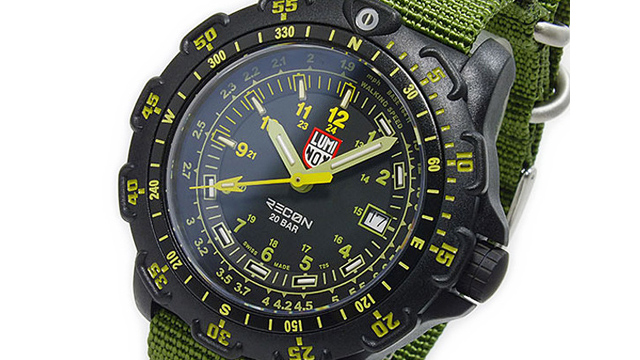 機能性が優れているルミノックス腕時計