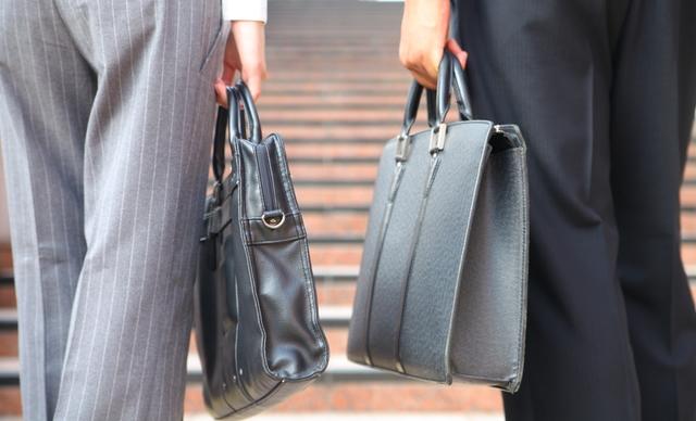ビジネスバッグがおすすめ