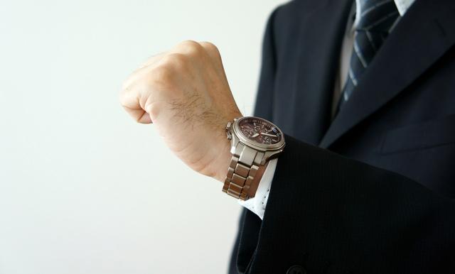 クロノグラフ腕時計が人気の理由