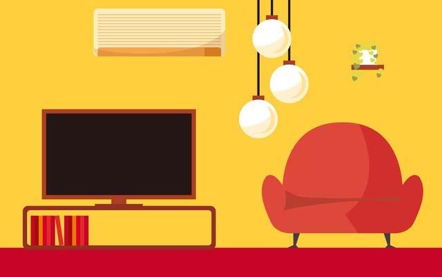テレビを見やすくするため