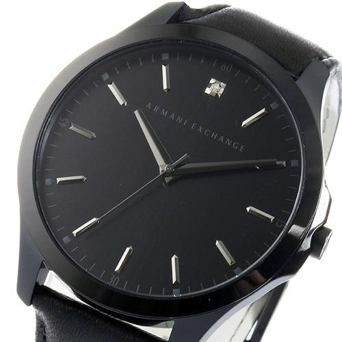 アルマーニ エクスチェンジ クオーツ メンズ 腕時計 AX2171 ブラック