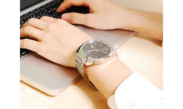 カルバンクライン腕時計K2F21161
