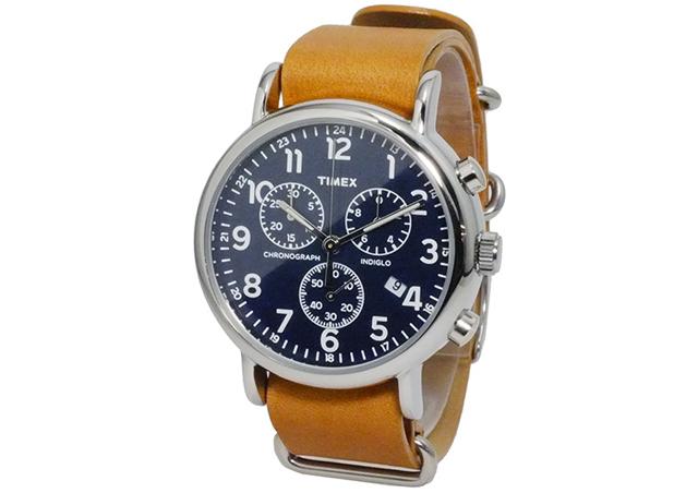 タイメックスウィークエンダー腕時計