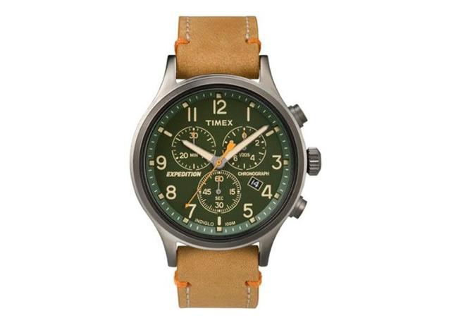 タイメックススカウトシリーズ腕時計