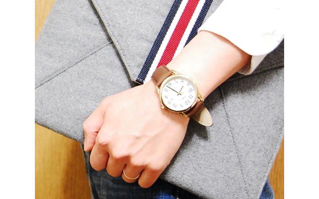 タイメックスイージーリーダーシリー腕時計