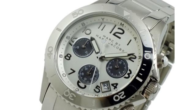 マークバイマークジェイコブス腕時計MBM3155