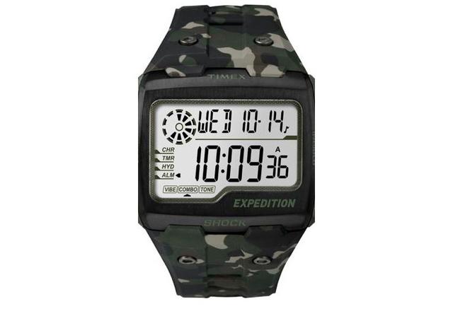 求めていた腕時計が見つかるタイメックスデジタル腕時計