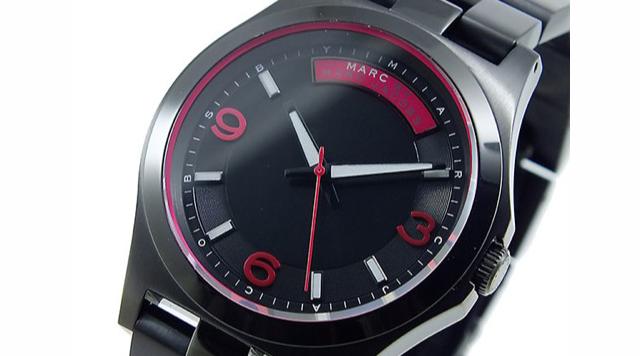 マークバイマークジェイコブス腕時計MBM3165