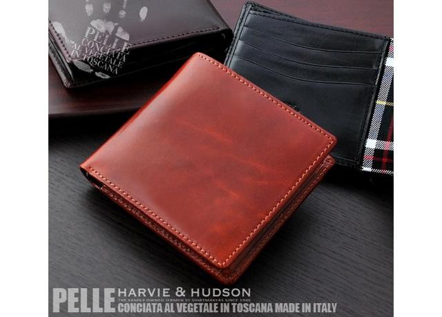 ハービーアンドハドソンの短財布がおすすめ