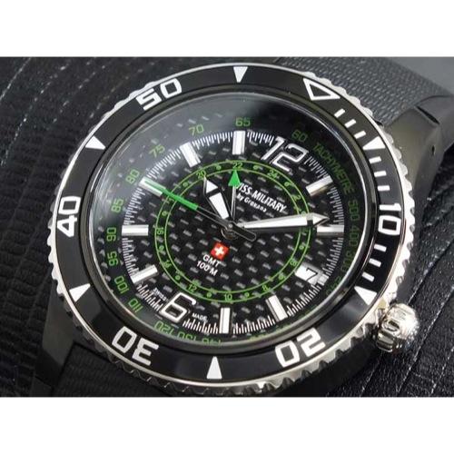 >幅広いラインナップを誇るスイスミリタリー腕時計