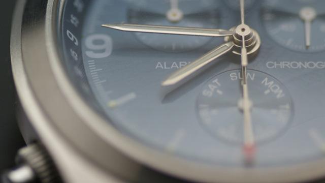 丈夫で正確性に優れている腕時計