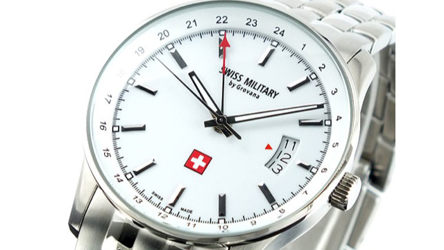 丈夫な腕時計スイスミリタリー