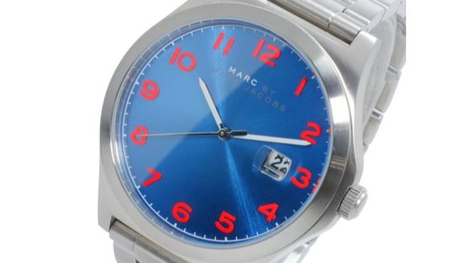 マークバイマークジェイコブス腕時計MBM5058