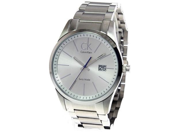カルバンクライン腕時計K4M215C6