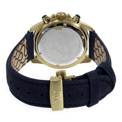 ヴィヴィアン ウエストウッド クロノ クオーツ メンズ 腕時計 VV118BKBK ブラック