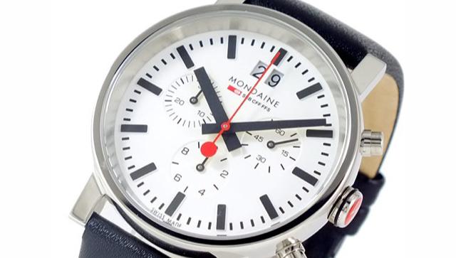 モンディーン腕時計の評価