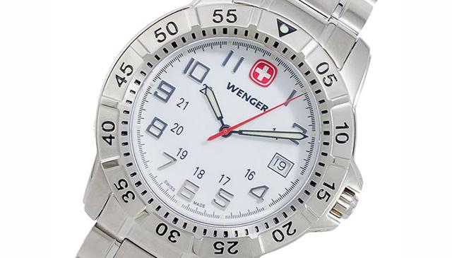 ウェンガー腕時計72617