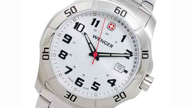 ウェンガー腕時計70489