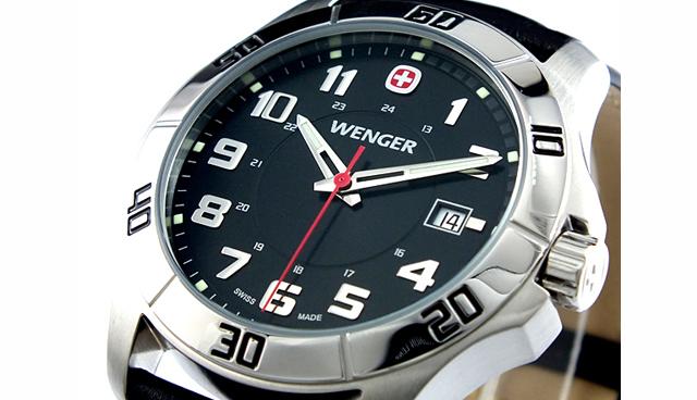 ウェンガー腕時計70485