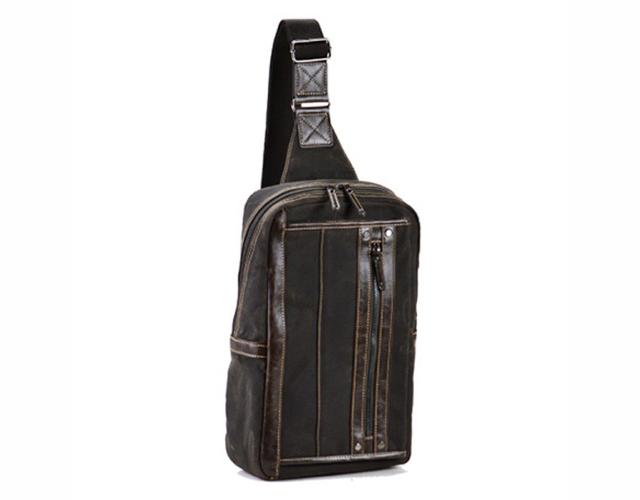 上質な素材を楽しめるハミルトンショルダーバッグ