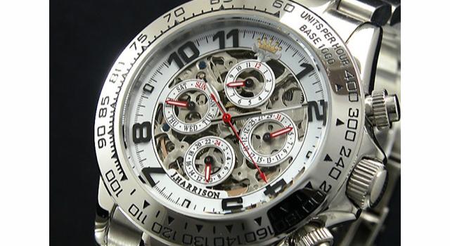 ジョンハリソン腕時計評価