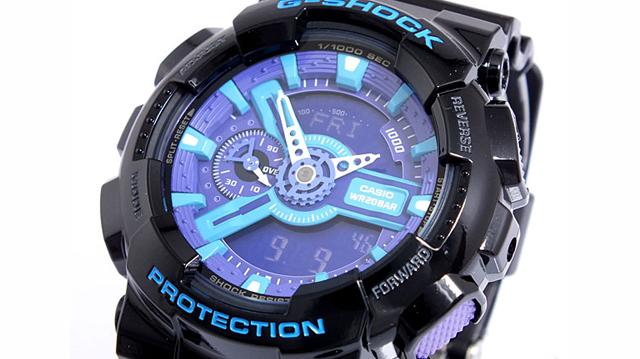 Gショック腕時計