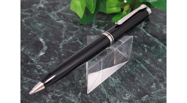 ペリカン SOUVERAN SILVER TRIM ボールペン K805 ブラック