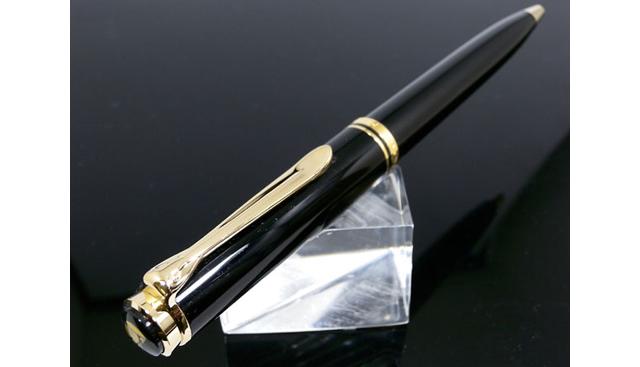 ペリカン SOUVERAN ボールペン K800 ブラック BP