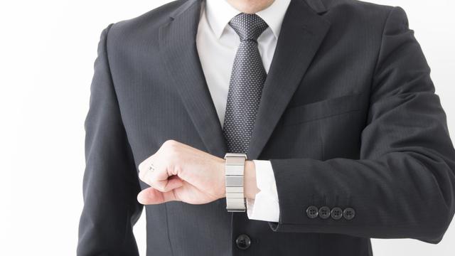 時間を確認しやすいスターシリーズ腕時計