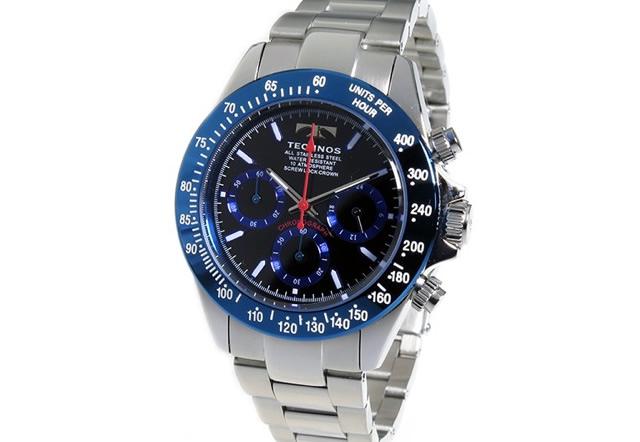 テクノス腕時計の評判