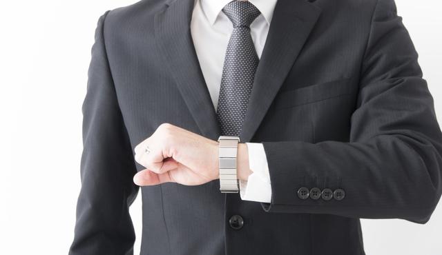 ゴージャスでエレガンスな腕時計