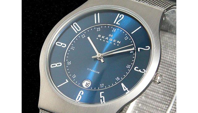 スカーゲン腕時計233XLTTN