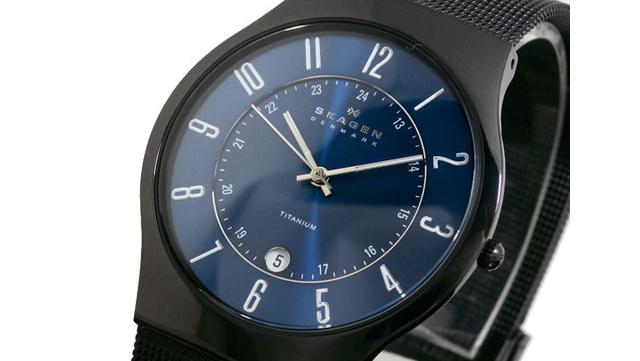 スカーゲン腕時計T233XLTMN