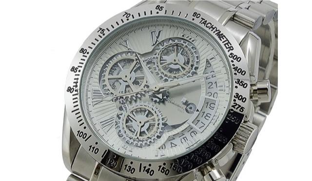 サルバトーレマーラ腕時計SM13108-SSWH